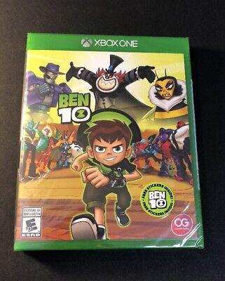 Ben 10 (XBOX ONE) NEW