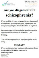 Wanted for Study: Are you diagnosed with schizophrenia?