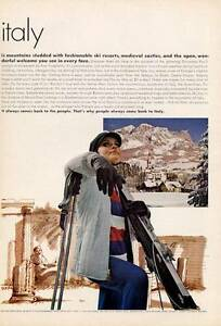 1965-The-Italian-State-Tourist-Board-Vintage-Snow-Ski-PRINT-AD