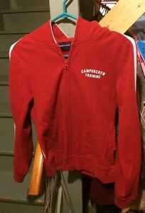 (2) Junior HOODYS - Small &  Medium  Both fit approx.12 /14 Stratford Kitchener Area image 2