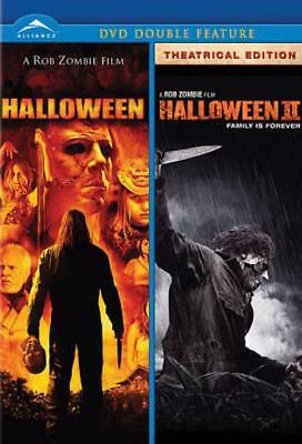 ROB ZOMBIE'S HALLOWEEN/ HALLOWEEN 2 NEW DVD](Rob Zombie's Halloween Movies)