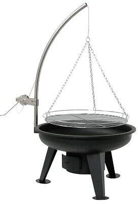 Grill Dreibein Schwenkgrill Holzkohlegrill Feuerschale höhenverstellbar Ø 64 cm