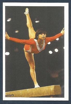 A QUESTION OF SPORT-1986-SOVIET UNION-GYMNASTICS-NELLI KIM