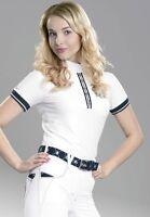 Sale Ladies Fair Play Laurette White/black Competition Shirt Was £39.99 - fair play - ebay.co.uk