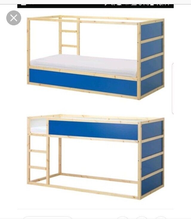 Ikea Kura Reversible Bunk Bed In Ashton Bristol Gumtree