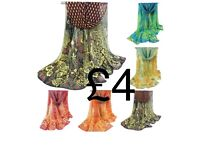 Scarves, shawls, hijab and under scarves various colors and materials ,uk delivery available