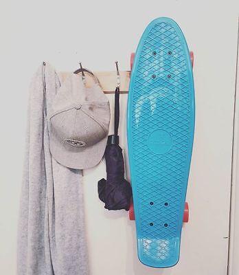 "Large Mini Cruiser Skateboard 27"" Complete Board Made in UK genuine Ridge"