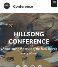 Hillsong Conference Sydney 2016:  1 child's  ticket $30 Kahibah Lake Macquarie Area Preview