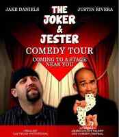 Joker and Jester Comedy Tour tickets