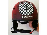 Sports Safety Helmet Racing car design.