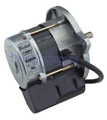21805u Beckett Burner Motor For Models Af Afg And Nx 17 Hp 3450 Rpm 120 Vac