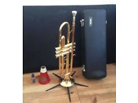 Trumpet Yamaha YTR 1335 immaculate