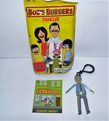 Bobs Burgers Dangler Staffel 6 Kostüm Figuren Schillerndes - Bob Bobs Burgers Kostüm