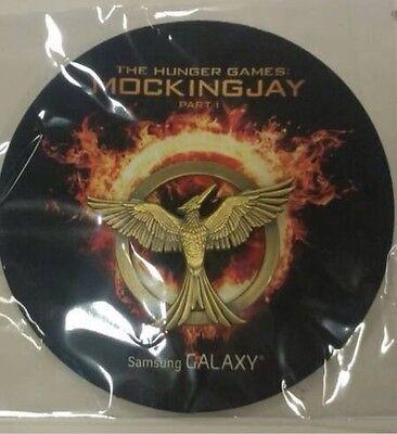**SDCC 2014 Hunger Games Mockingjay Pin - New & Rare** 3 Pins - Hunger Games Mockingjay Pin