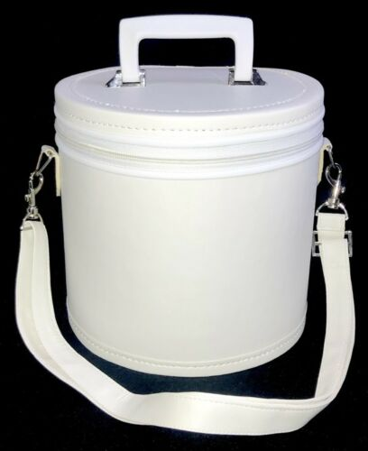 Deluxe Fez Case (White) With Optional Shoulder Strap - (FC-1W)