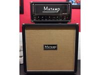 Matamp 'first lady' amazing valve amp