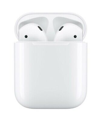 Apple 2nd Generation Airpods with Wireless Charging Case - MRXJ2AM/A