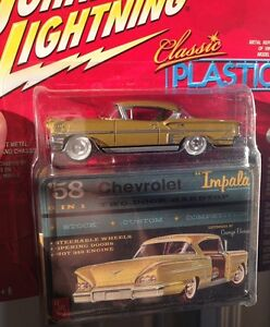 Johnny Lightning & Hot Wheels: Chevy Diecast,1/64 see all photos