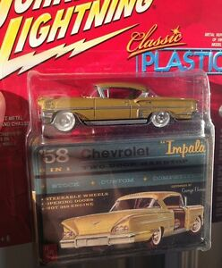 Johnny Lightning & Hot Wheels: Chevy Impala, Corvette, Nova
