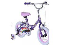 "Brand new child's 12"" bike"