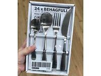 Ikea cuttlery set
