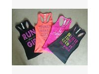 Lorna Jane inspirational tanks - great for workout