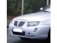 Rover 75 connoisseur front bumper