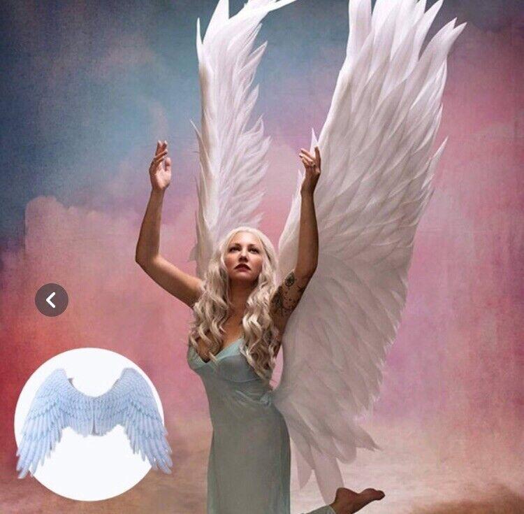 angel wings costume adult