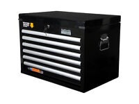 Brand new, Halfords Industrial 6 Drawer Ball Bearing Tool Chest.