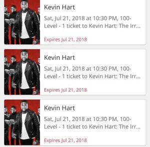 Kevin Hart Irresponsible Tour at the ACC on July 21st, 2018