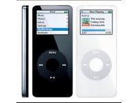 Wanted : iPod nano 1st gen