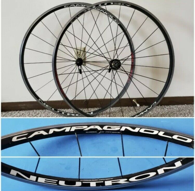 campagnolo neutron wheelset