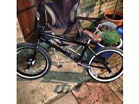 Federal Ty Morrow BMX swaps for dirt jump bike