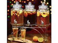 Del So Triple Drink Dispenser