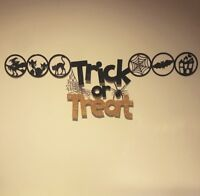 Halloween decorations / banners/ signs