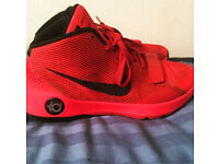 Nike KD trey RED/BLACK