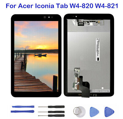 For Acer Iconia Tab W4-820 W4-821 LCD Display Touch Screen Glass Assembly Tools