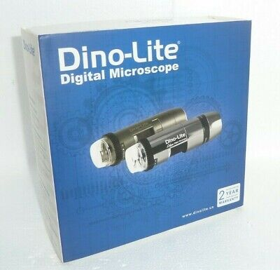 Dino-lite Am4112nt Digital Microscope - Rca Output - 10x220x 60fps