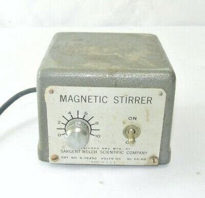 Welch Scientific Magnetic Stirrer S-76490