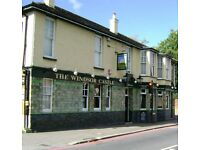 Bar person required part time carshalton surrey