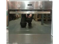 Candy Integrated Oven Steel/PCC58749, 3 months warranty, delivery available in Devon/Cornwall