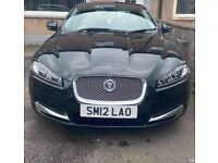 Jaguar, XF, Saloon, 2012, Other, 2993 (cc), 4 doors