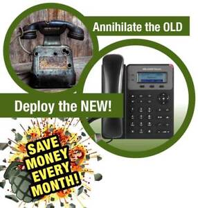 FREE: Business Phones and Phone System, With Service