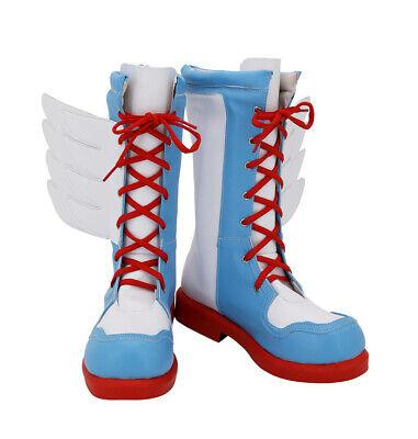 My Little Pony Rainbow Dash Stiefel Schuhe shoes boots Kostüme Cosplay - Rainbow Dash Cosplay Kostüm