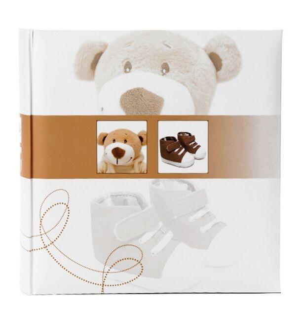 Goldbuch Baby / Kinder Einsteckalbum Trendbär  für 200 Bilder 10x15 cm 17255