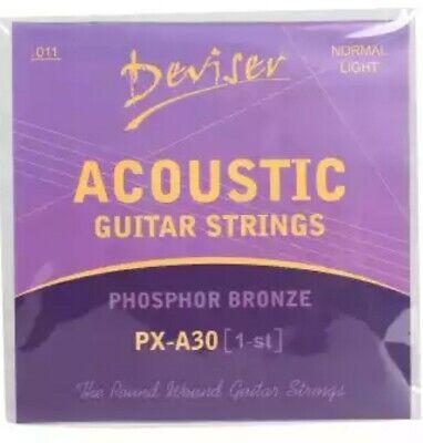 *UK Stock* Acoustic guitar four strings Phosphor Bronze *UK Stock*
