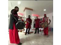 THE DHOL ENTERTAINERS & BAND BAJA ( DJS)