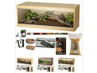 reptile equipment needed
