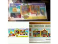 Furchester Hotel Sesame Street Playset NEW IN BOX