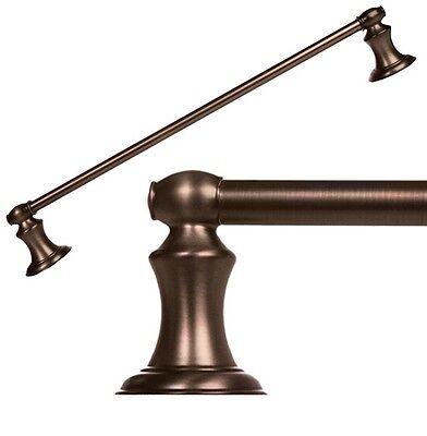 Highlander Bath Series 18-inch Towel Bar Bathroom Hardware - Oil Rubbed Bronze
